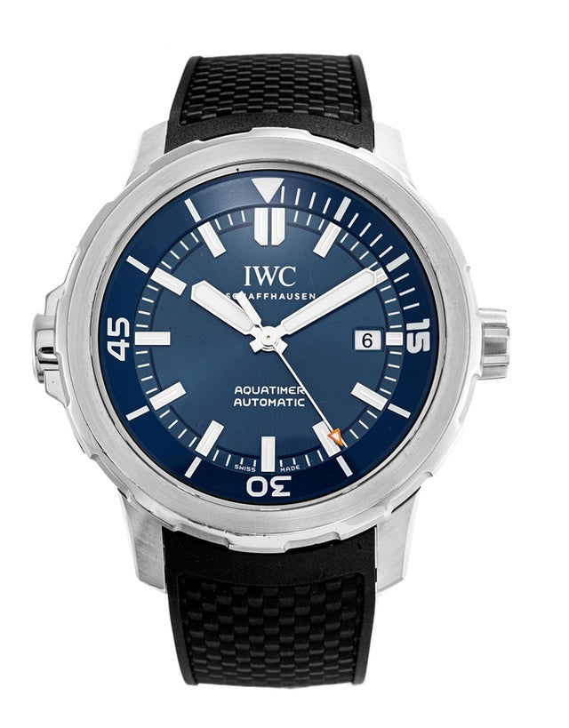 IWC Aquatimer Automatic 42mm Mens Watch