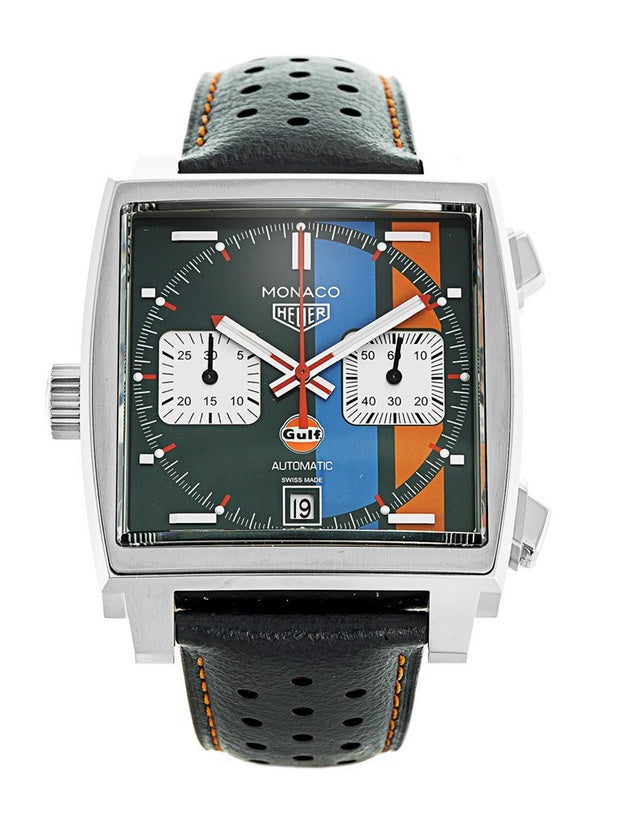 Tag Heuer Monaco Mens Watch