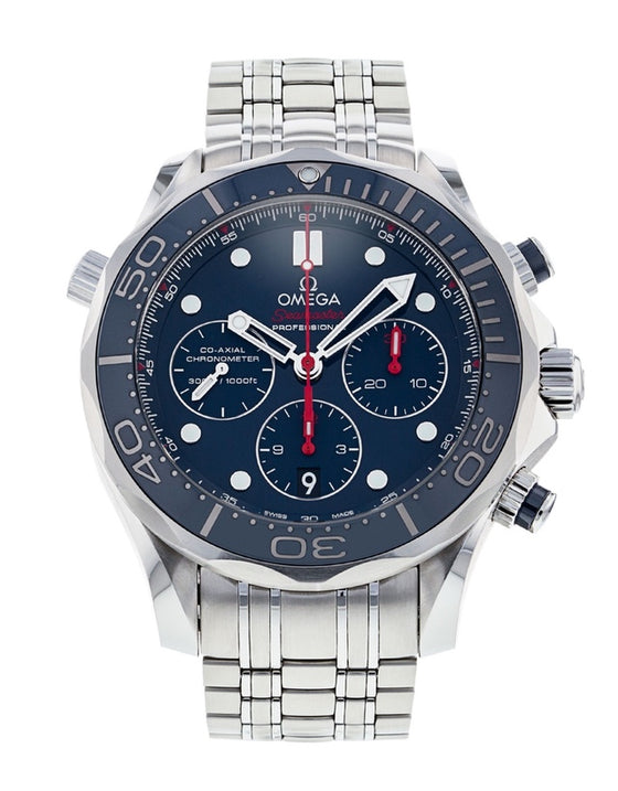 Omega Seamaster Co-Axial Chronograph Men's Watch