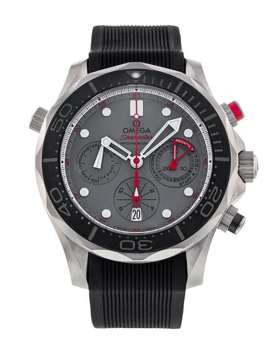 Omega Seamaster Limited Edition 300M ETNZ Men's Watch
