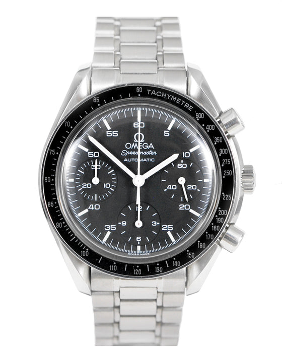 Omega Speedmaster Black Dial Men's Watch