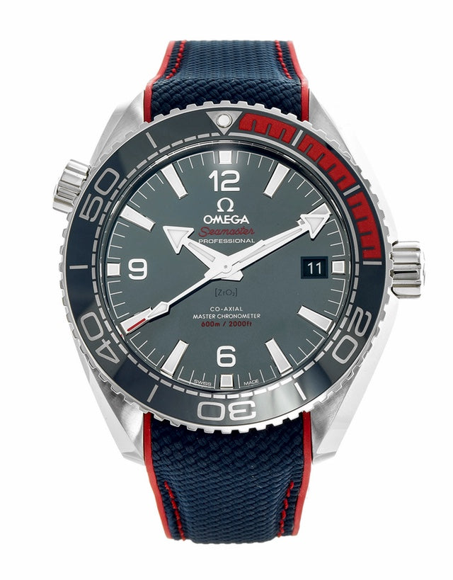 Omega Planet Ocean 600m Co-Axial Master Chronometer 43.5mm Mens Watch