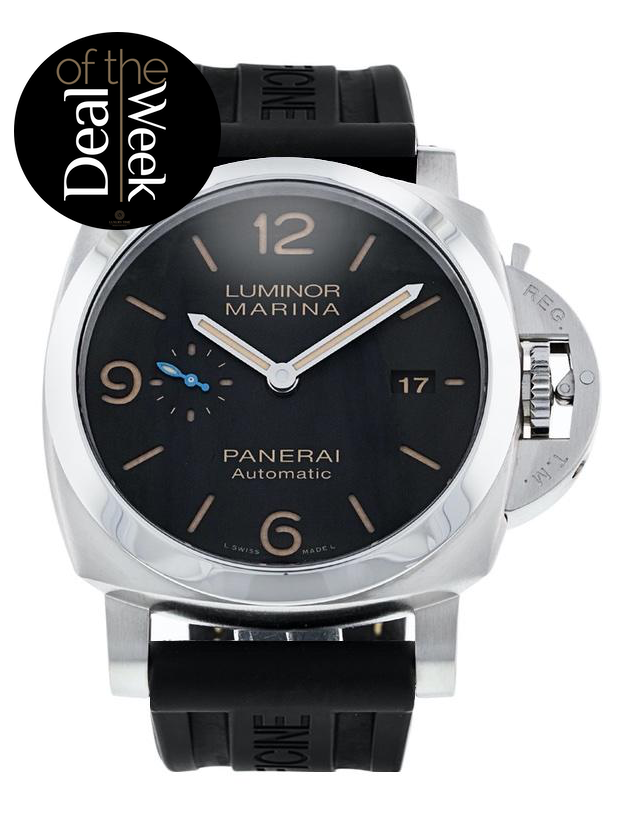Panerai Luminor Marina 44mm Mens Watch