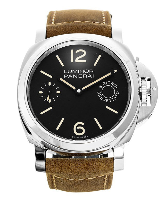 Panerai Luminor Marina 8 Days Acciaio Men's Watch