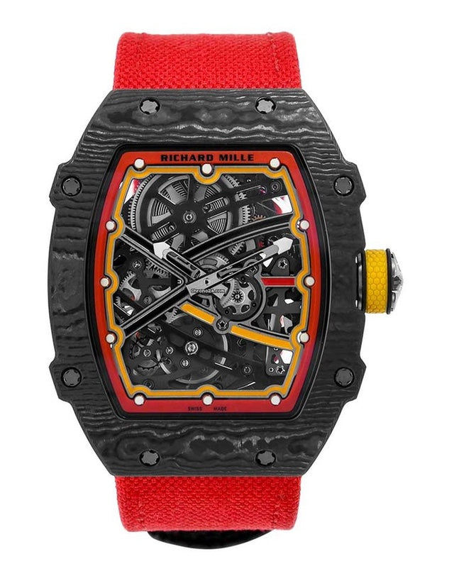 Richard Mille Alexander Zverev Edition Watch