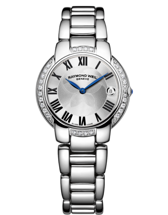 Raymond Weil Jasmine Silver Dial Stainless Steel Ladies Watch