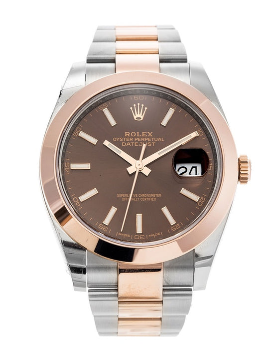 Rolex Datejust 41 Mens Watch