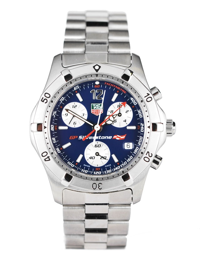 Tag Heuer 2000 Series Legendary Grand Prix Circuit Collection mens watches