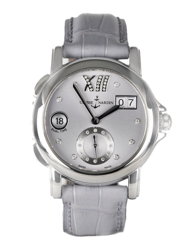 Ulysse Nardin Classic Lady Dual Time Ladies Watch