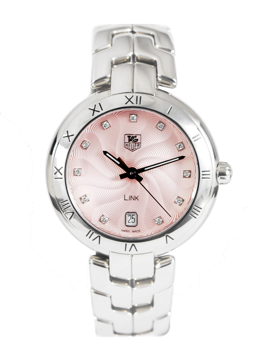 Tag Heuer Link Quartz 34mm Ladies Watch