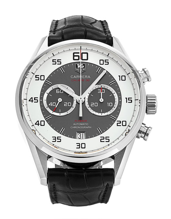Tag Heuer Carrera Calibre 36 Automatic Flyback Chronograph Mens Watch