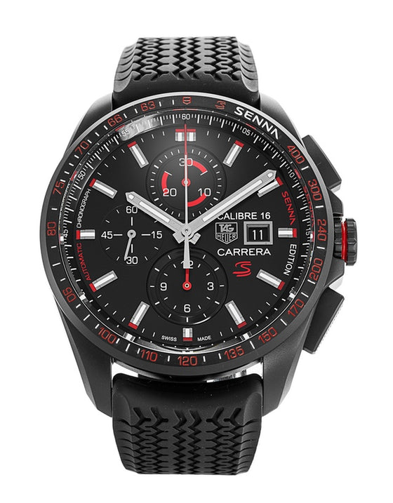 Tag Heuer Senna Special Editions Mens Watch