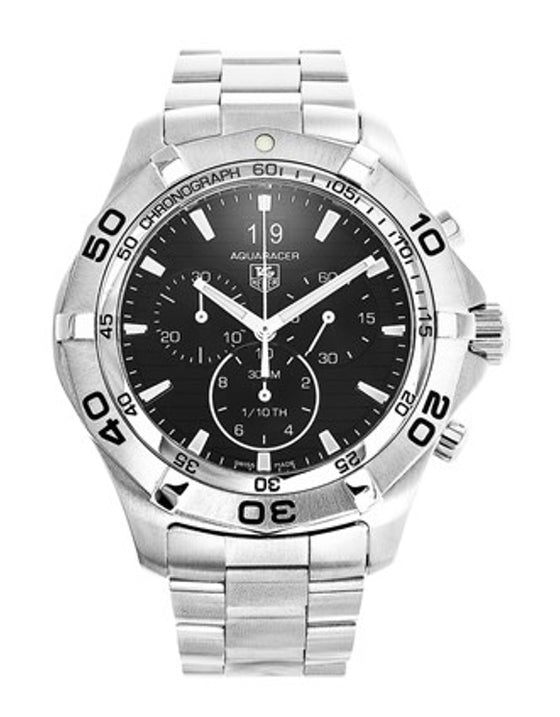 Tag Heuer Aquaracer Grande Date Chronograph Men's Watch