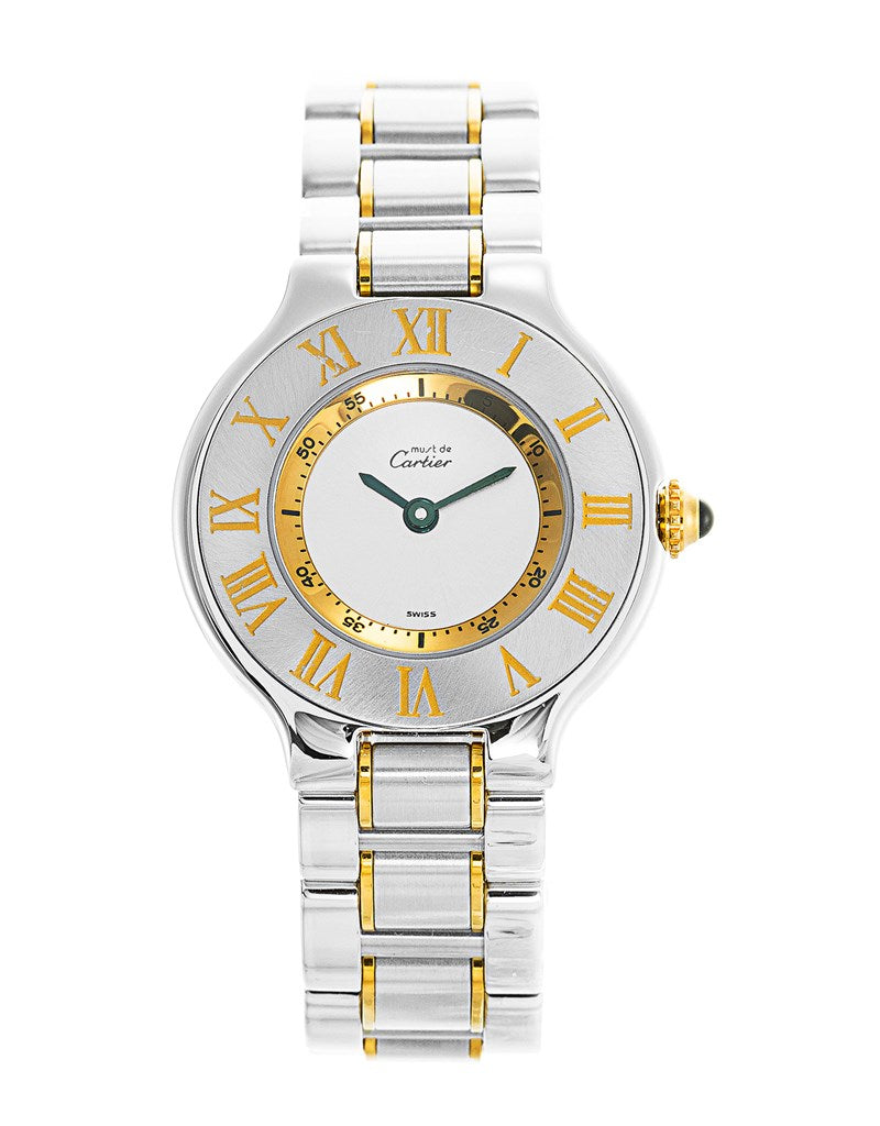 Cartier Must 21 Ladies Watch