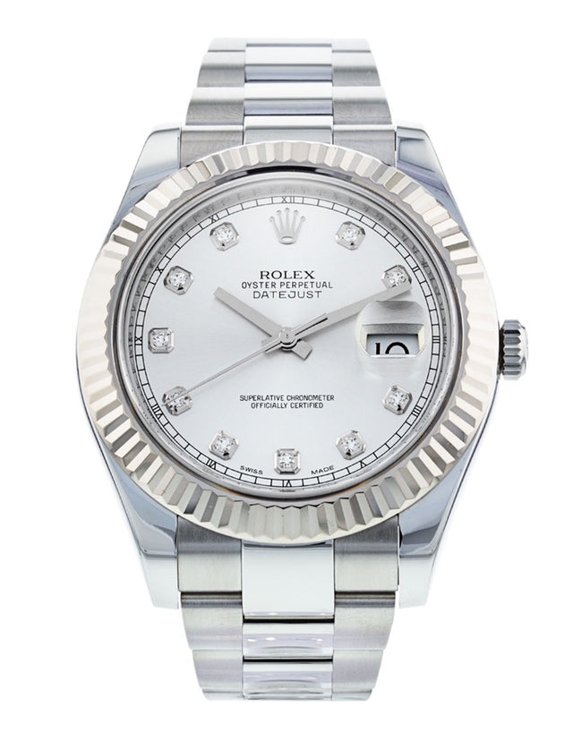 Rolex Oyster Perpetual Datejust II Men's Watch