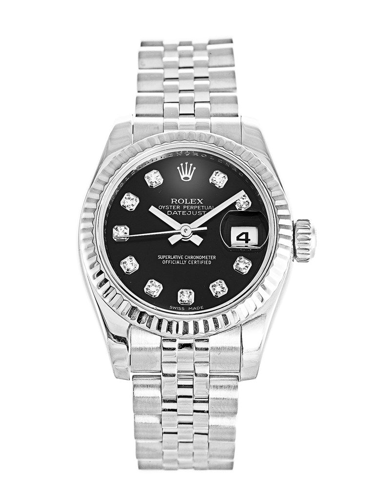 Rolex Datejust Ladies Watch
