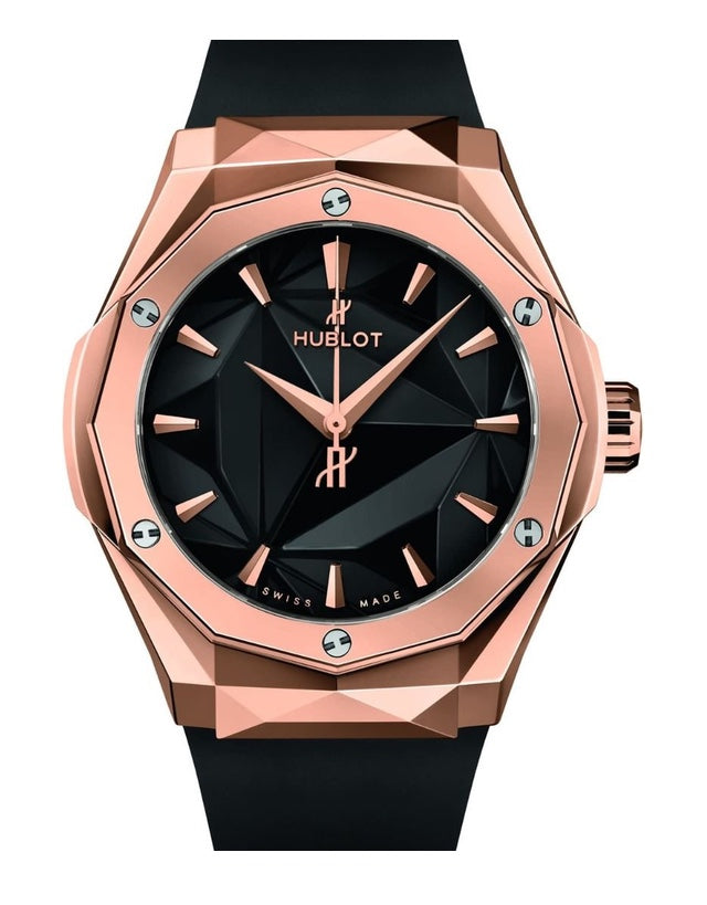 Hublot Classic Fusion Orlinski 40mm Mens Watch
