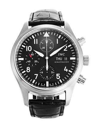 IWC Pilots Chronograph Men's Watch