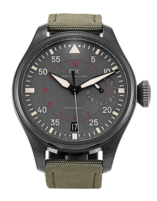 Iwc Big Pilots Miramar Mens Watch