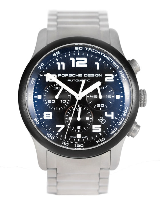 Porsche Design Ptc Dashboard Titanium Chronograph Mens Watch