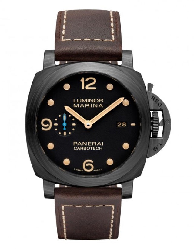 Panerai Luminor Marina 1950 Carbon Fiber 3 Days Men's Watch