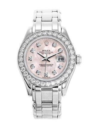 Rolex Pearlmaster Ladies watch