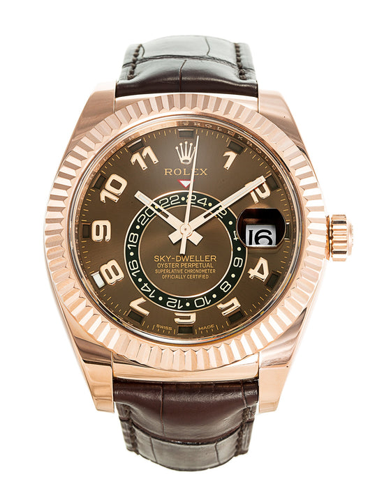 Rolex Sky-Dweller Men's Watch