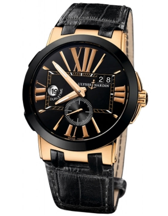 Ulysse Nardin Executive Dual Time Men's Watch