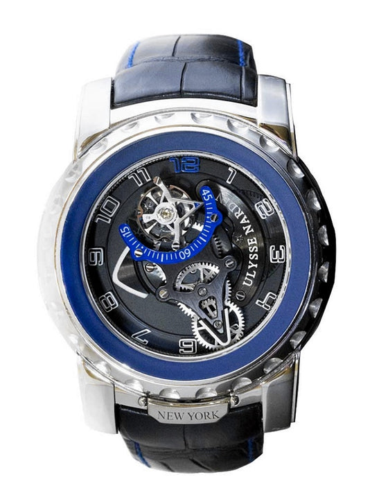Ulysse Nardin Freak Diavolo Tourbillon 7-Day Men's Watch