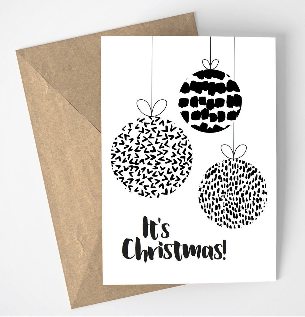 It's Christmas! card