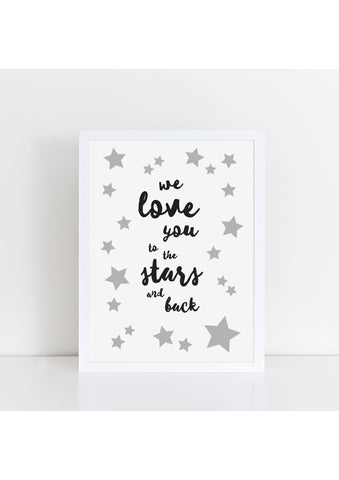 Love You to the Stars