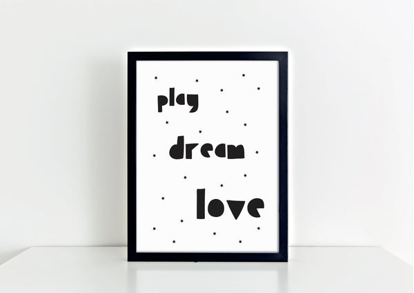 Play Dream Love