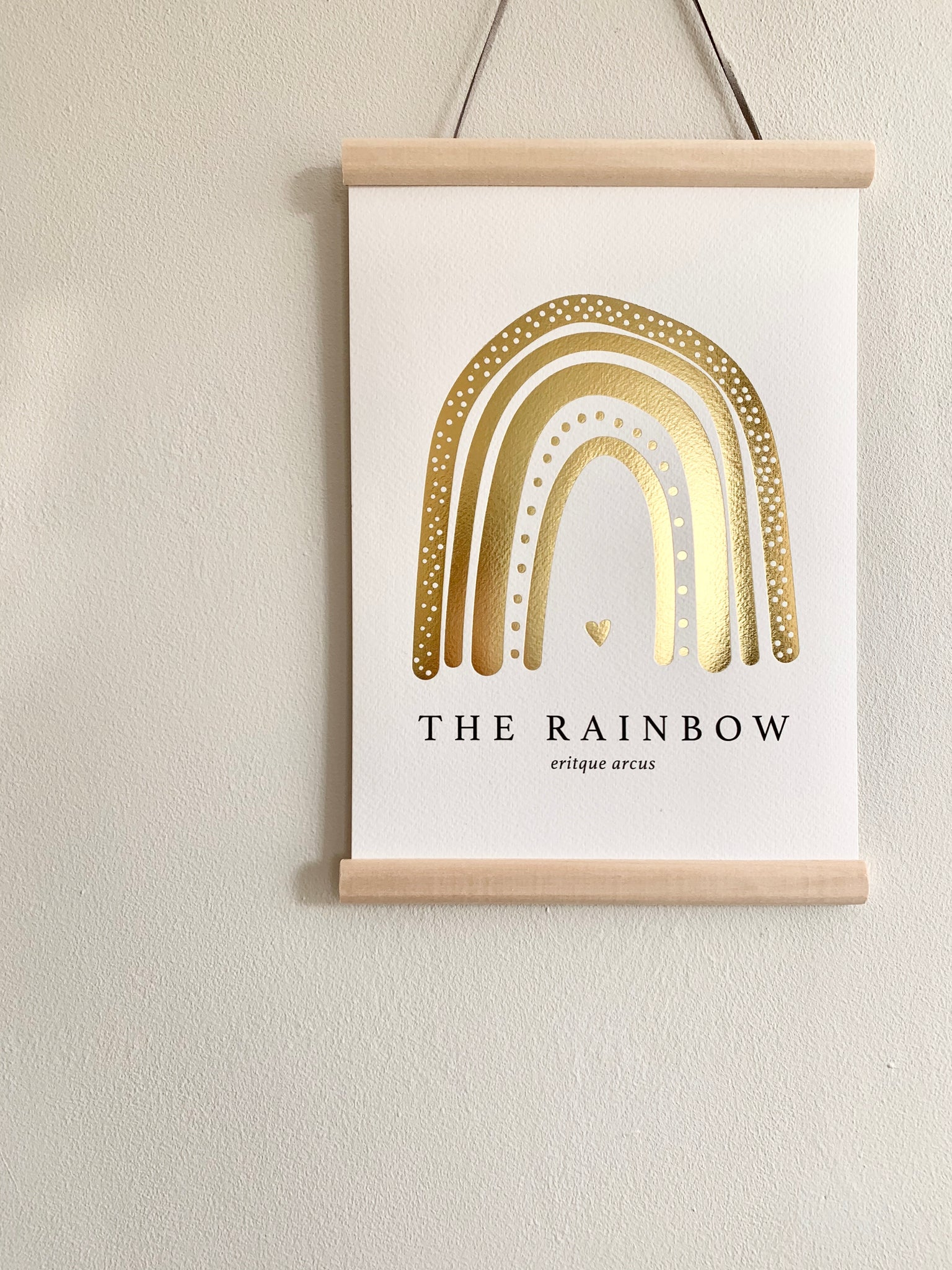 The Rainbow Gold - special edition