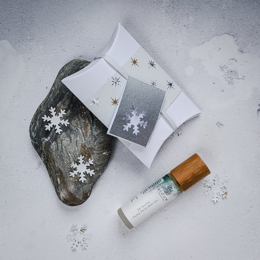 NEW!  Christmas Pulse Point Gift