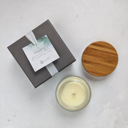 Serenity Essential Oil Travel Candle