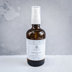 Hand Sanitiser with Lavender, Lemon & Thyme