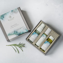 Serenity Trilogy Sleep Set