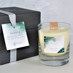 Serenity Luxury Wellbeing Candle