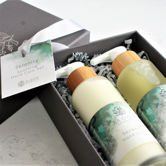 Serenity Soothing Hand Care Set