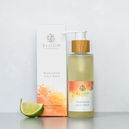 Radiance Organic Hand & Body Wash with Mandarin & Bergamot