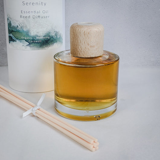 NEW!! Serenity Pure Essential Oil Reed Diffuser