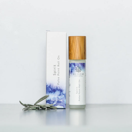 Spirit Pulse Point Roll-On with clary sage & amyris