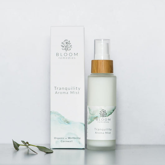 Tranquility Calming Aroma Mist with petigrain & cedarwood