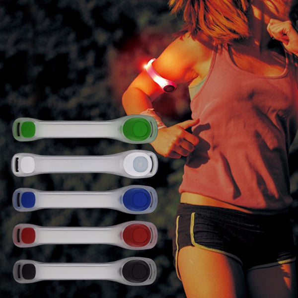 Reflective LED Armband Light