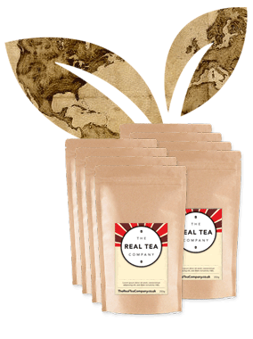 Around the World in Eight-Tea Days Tea Selection Pack