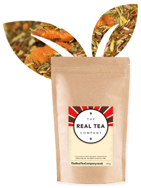 Carrot Orange Rooibos
