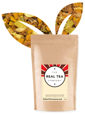 Organic Turmeric Chai Herbal Tea
