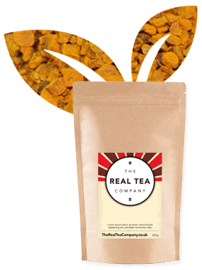 Organic Turmeric Root Herbal Tea