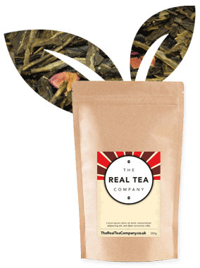 Kaika Cherry Sencha Green Tea