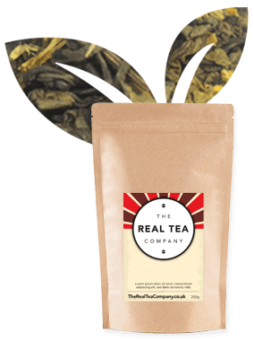 Lemon Gunpowder Green Tea